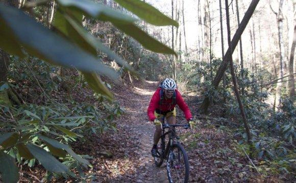 Bear Creek Mountain Bike Trail