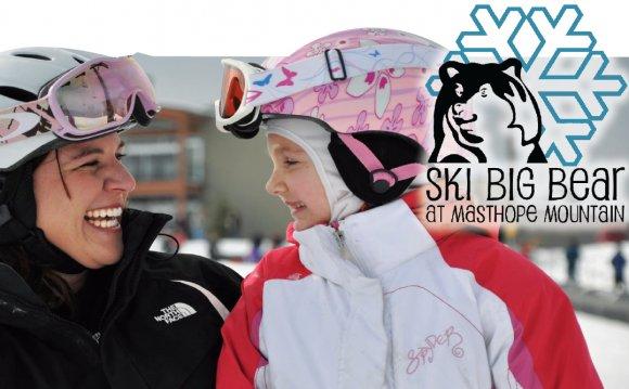 Ski Big Bear!