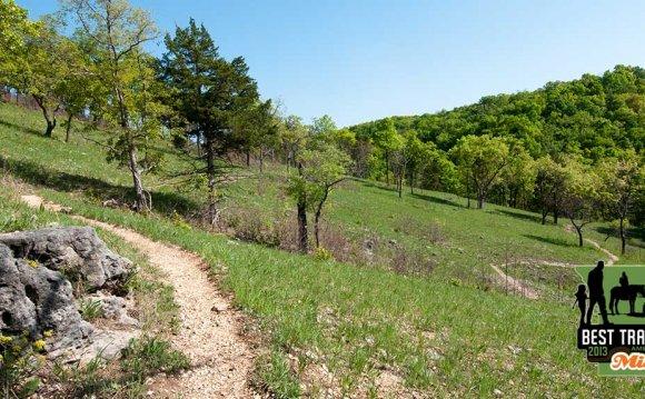 Park Trails Missouri State