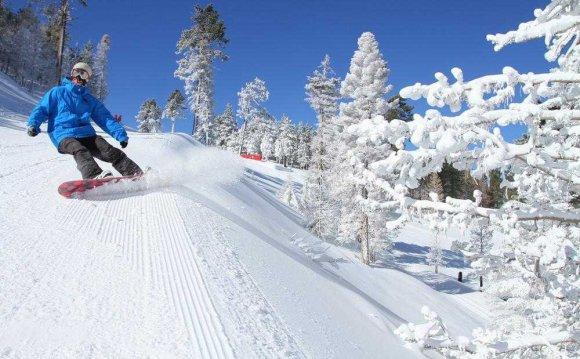 Bear Mountain Ski Resort