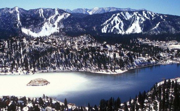 Resort at Big Bear Lake