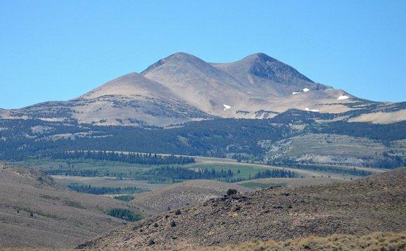 #13 Of Dunderberg Peak From