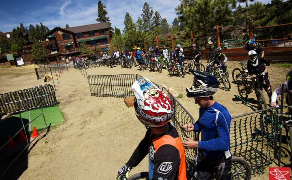 Mountain Biking in Big Bear