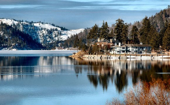 Big Bear Mountain Cabins for Rentals