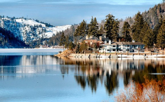 Hotels in Big Bear Mountain
