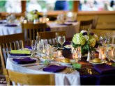 Bear Mountain Overlook Lodge wedding