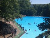 Bear Mountain swimming pool