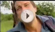 Bear Grylls - Man vs Wild Hamburger yeah
