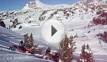 Beartooth Mountains, Snowmobiling