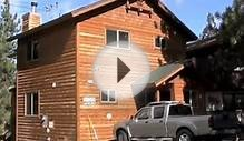 "*Big Bear Cabin* For Rent. ""Wolfe Haus"" Log Cabin Vacation"