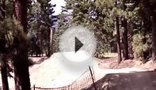 Garet and Chase Webster Downhill Mountain Bikes in Big Bear